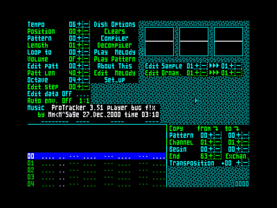 [Screenshot - Amiga Chiptune 05]
