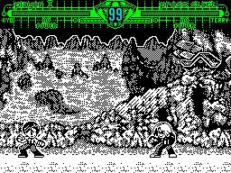 [Screenshot - Dendy Battle Coliseum Mockup]