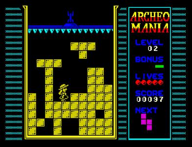 [screenshot of Archeomania]
