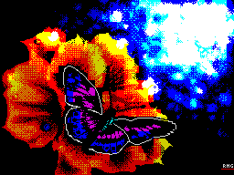 [screenshot of Butterfly]