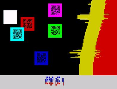 [screenshot of Old Skool Coding Old School Style (OSCOSS)]
