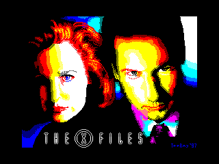 [Screenshot - X-Files]