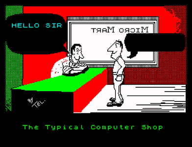 [Screenshot - The Typical Computer Shop]