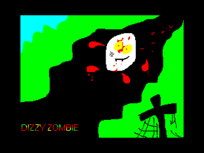 [Screenshot - Dizzy Zombie]