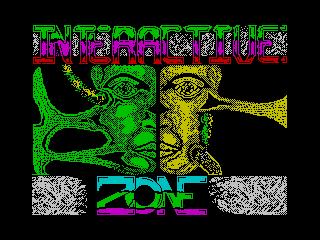 [Screenshot - Interactive Zone]