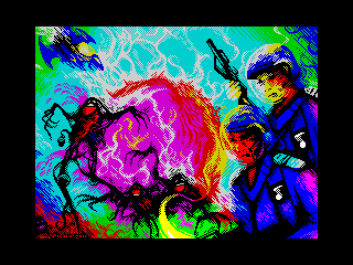 [screenshot of Annihilation of Electric Demons]