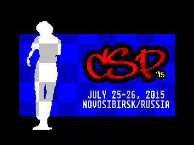 [Screenshot - CSP 2015 Invitation]