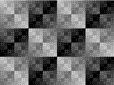 [screenshot of Dithered XOR pattern]