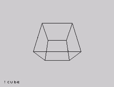 [Screenshot - ceci n'est pas un cube]