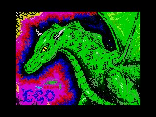 [screenshot of Dragon]