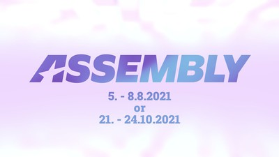 Screenshot for Assembly 2021 Invitation by Wide Load