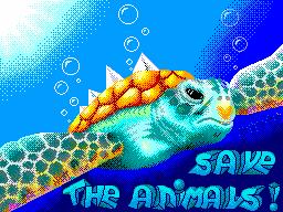 [screenshot of Save The Animals]