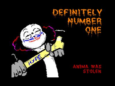 [Screenshot - Definitely Number One aka DNO]