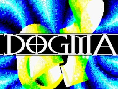 [screenshot of Dogma]