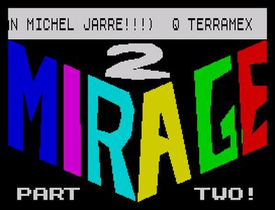 [Screenshot - Mirage 2]