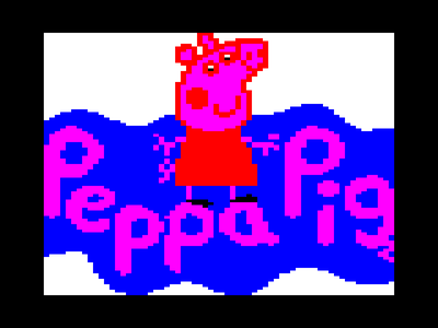 [Screenshot - Peppa (party version)]