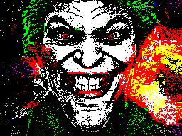 [screenshot of Joker]