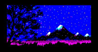 [screenshot of God's Perfect Night]