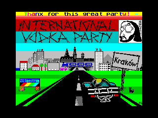 [Screenshot - International Vodka Party]