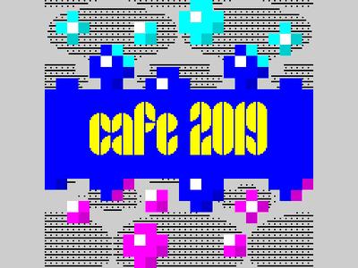 [screenshot of CAFe 2019 invitation]