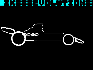 [screenshot of ZX.EVOLUTION.F1]