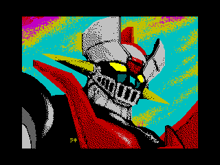 [Screenshot - Mazinger ZX]