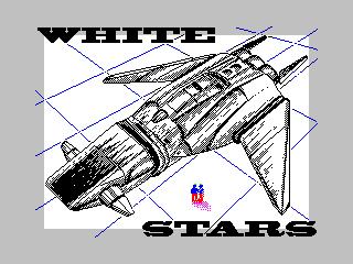 [screenshot of White Stars]