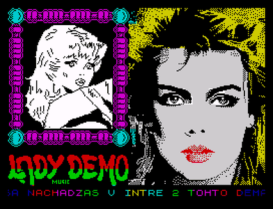 [Screenshot - Lady Demo]