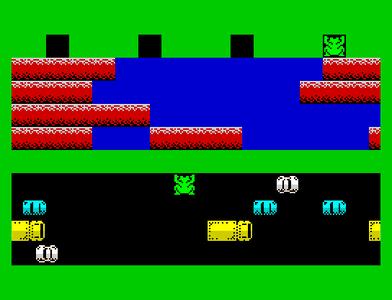 [Screenshot - Easyfrog]