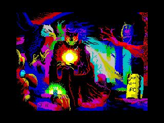 [screenshot of New Wave 48K]