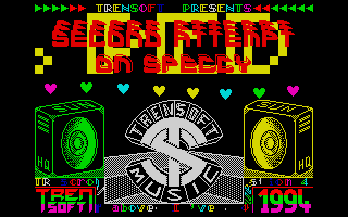 [Screenshot - Second Attempt On Speccy]