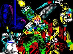 [screenshot of We will save World]