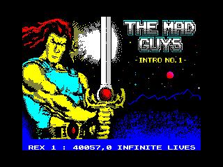 [Screenshot - The Mad Guys Intro 1]