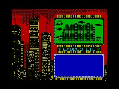 [Screenshot - The City]
