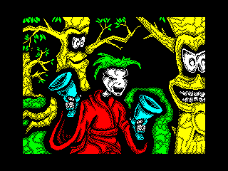 [screenshot of Ree: Forest Warrior]