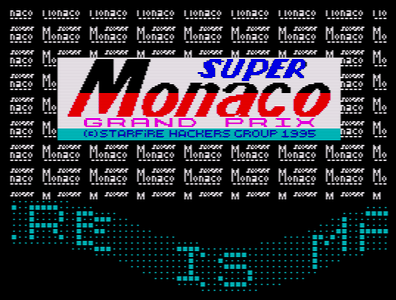 [Screenshot - Super Monaco Grand Prix]