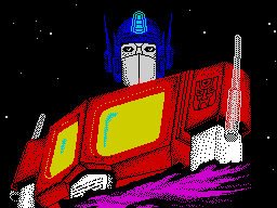 [Screenshot - Optimus Prime]