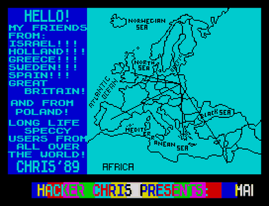 [Screenshot - Map]