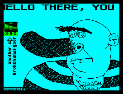 [Screenshot - Sailor Demo]
