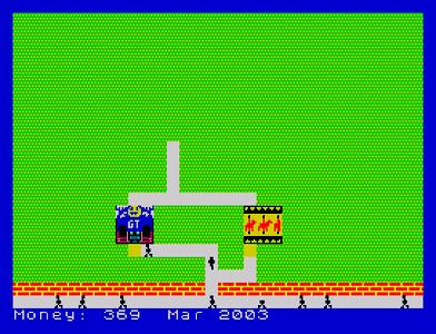 [screenshot of Amusement Park 4000]