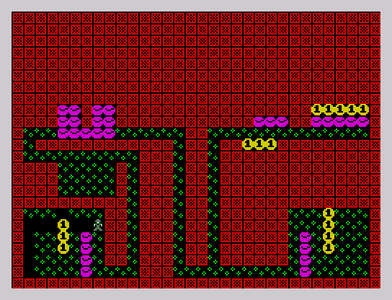 [Screenshot - Boulder Dash 512b]