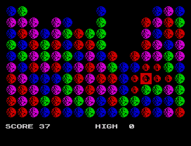 [Screenshot - Samegame]