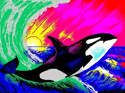 [screenshot of Killer Whale]