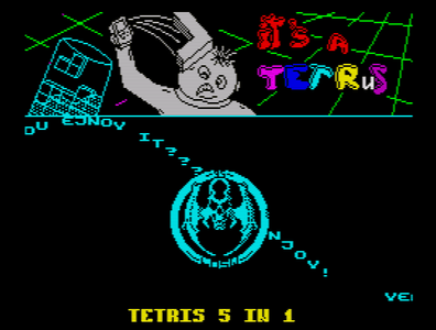 [Screenshot - Tetris 5 In 1]