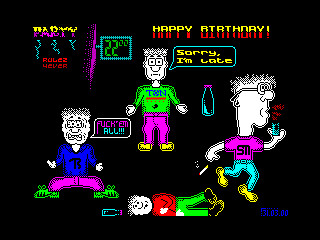 [Screenshot - Party!SM]