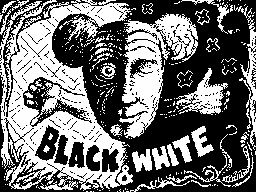 [screenshot of Black and white man]