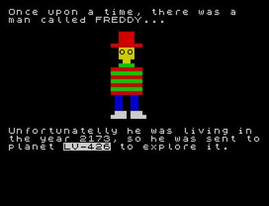 [Screenshot - Alien Vs Freddator]