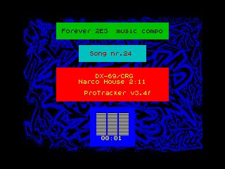 [screenshot of Narco House]
