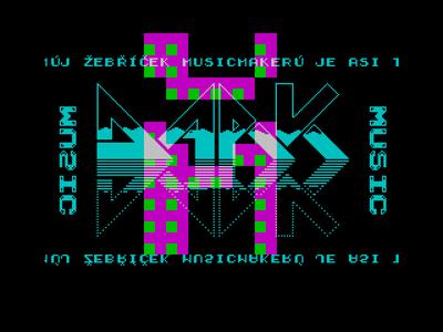 [Screenshot - The Dark Music]