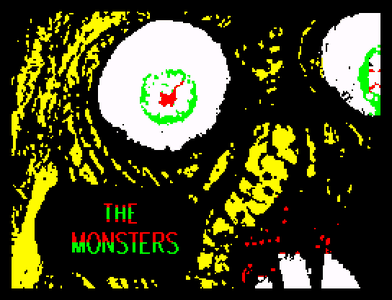 [screenshot of The Monsters]